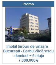 Exemplu de promovare ofertă imobiliară.